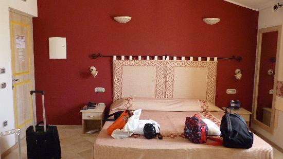 Hotel Domomea: Camera matrimoniale standard