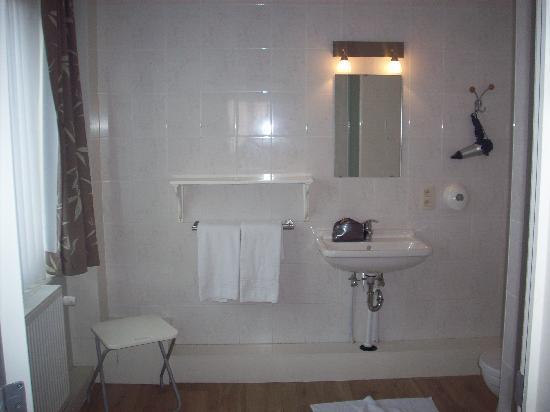 Hotel Cathedral: badrummet