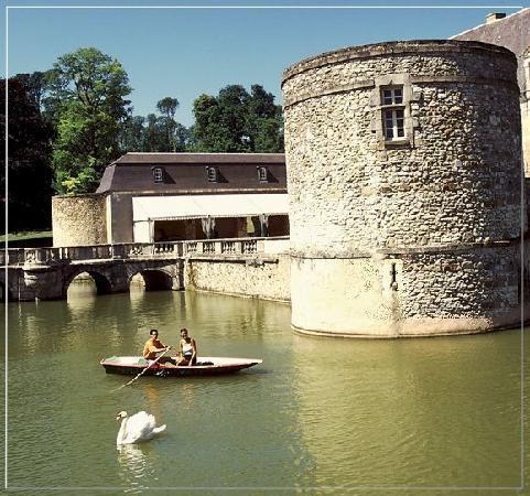 Restaurant Orangerie du Chateau d'Etoges, Epernay Reims, www.etoges.com