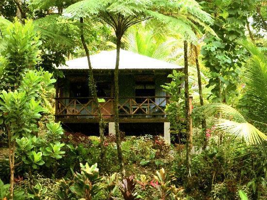 Zen Gardens: my bungalow