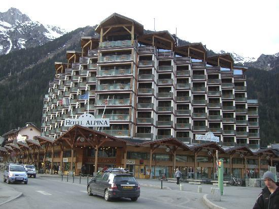 Alpina Hotel: hotel alpina