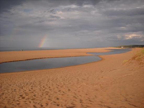 Punta Ballena, Uruguai: La bellísima playa Chihuahua