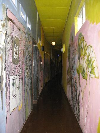 Helga's Folly : couloirs