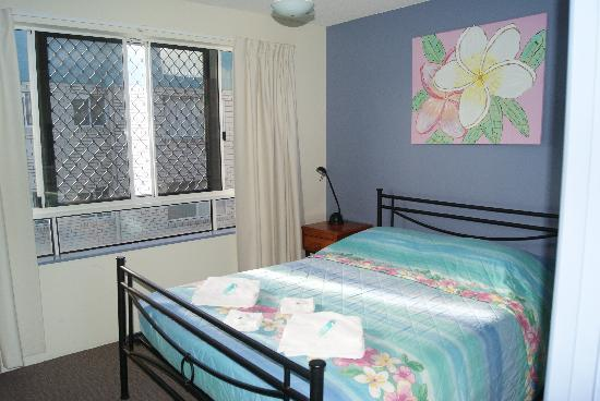 Cheltenham Apartments: The main bedroom