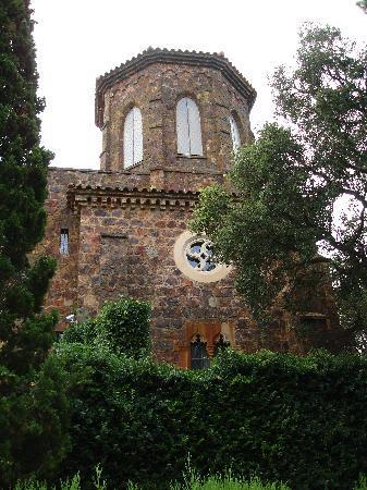 Jardín Botánico de Cap Roig: Château