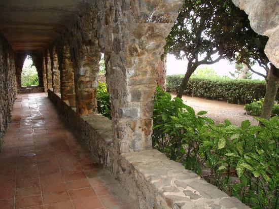 Jardín Botánico de Cap Roig: Jardin des amoureux
