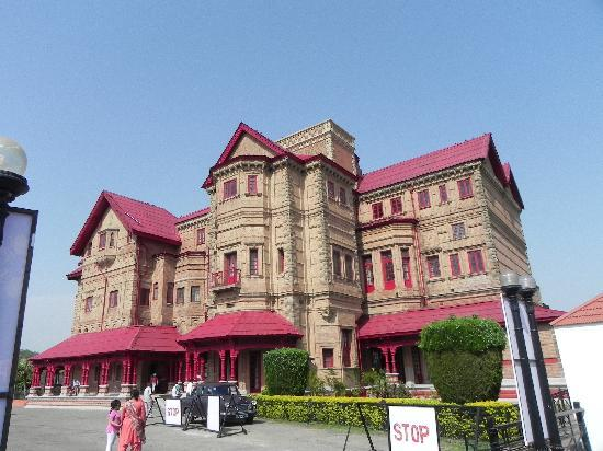 Jammu and Kashmir, India: Hari sing palace of Jammu