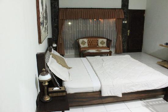 Rumah Palagan Yogyakarta: Spacious room