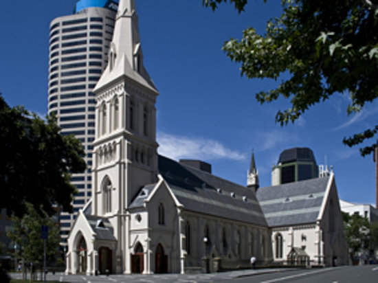 A beautiful church in the heart of Auckland - Review of St