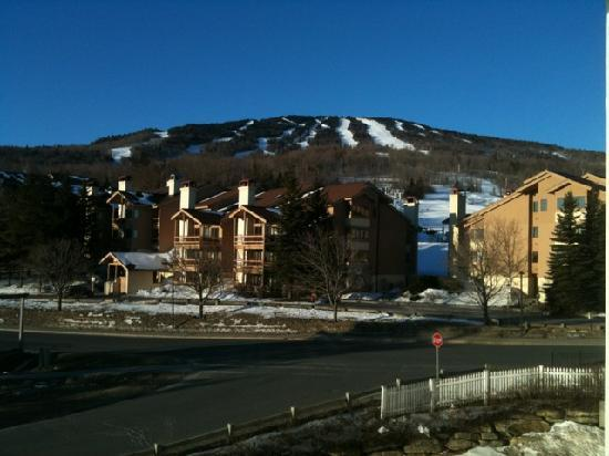 Stratton Mountain Resort: View from Long Trail House