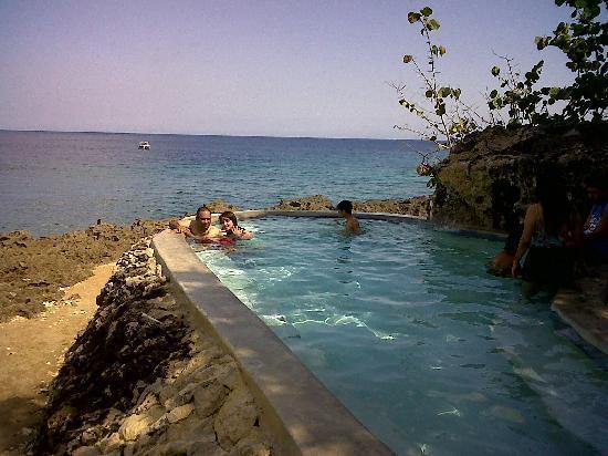 Casa Marina Beach Resort: en jacuzzi