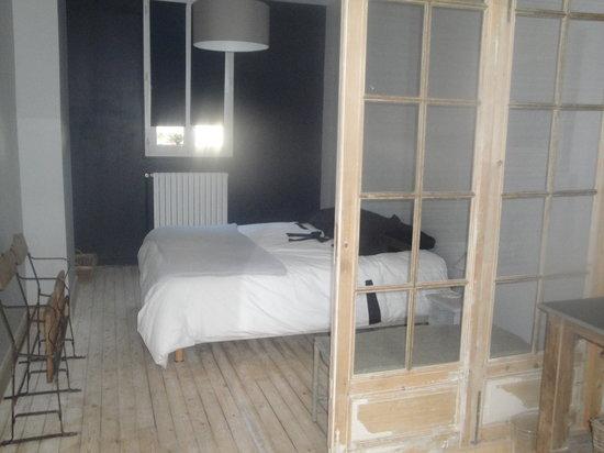 Fee Maison - Chambres d'hotes et Salon de the : La chambre