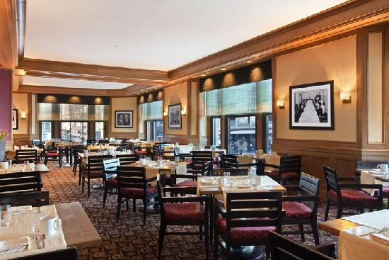 The Drake, A Hilton Hotel: Drake Bros' for Breakfast and Lunch