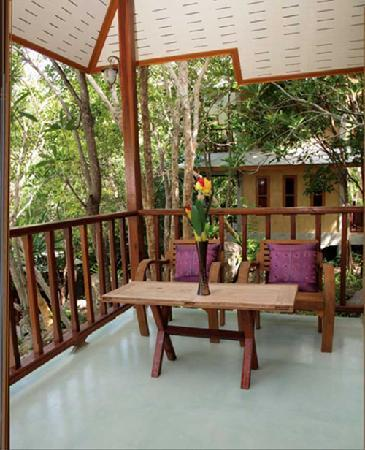 Tanote Villa Hill: Relax amid the jungle