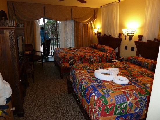 Inside Our Room Picture Of Disney 39 S Animal Kingdom Lodge