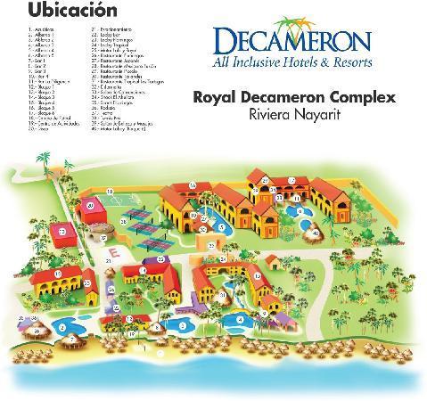 Royal Decameron Complex: guide pour  les block