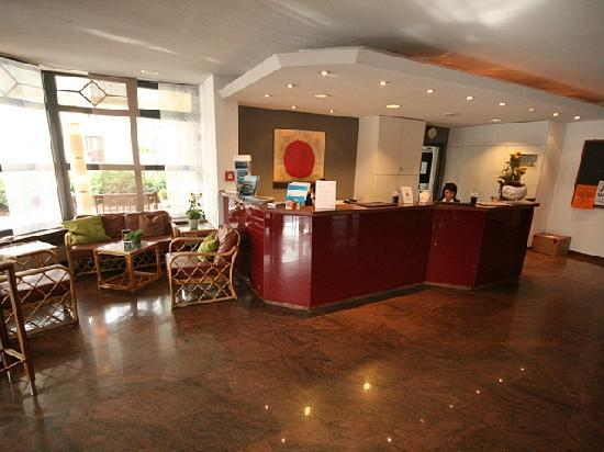 Hotel Traube am See: Reception