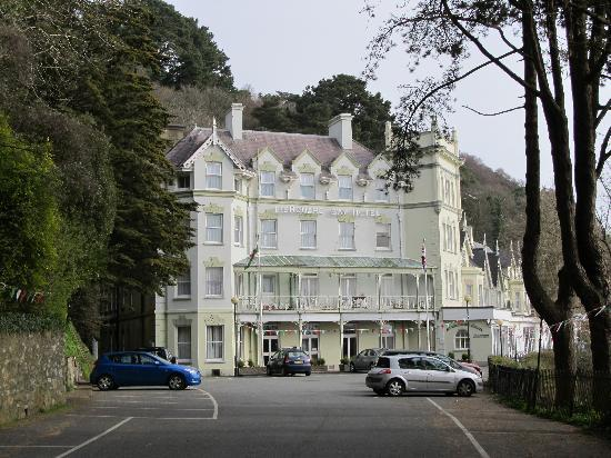 Fishguard, UK: Lovely setting