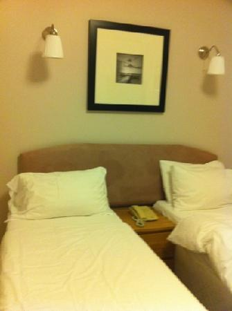 Innkeeper's Lodge London Greenwich: lovely comfy beds