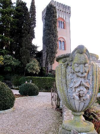 Villa Pasini: The Tower