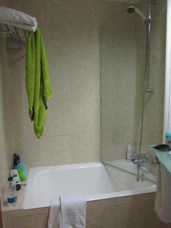 BQ Carmen Playa Hotel: baño con bañera un 10