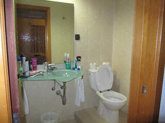 BQ Carmen Playa Hotel: baño