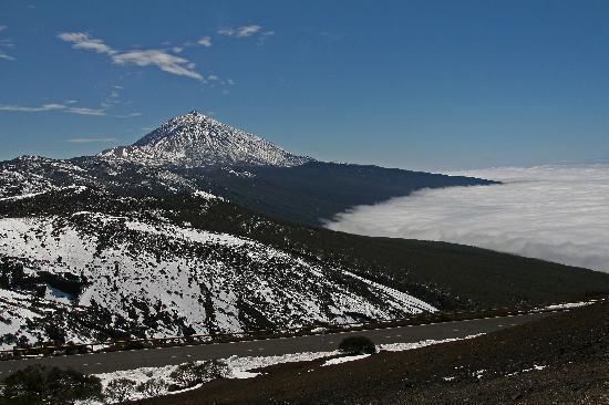 Hotel El Tope: Mount Teide