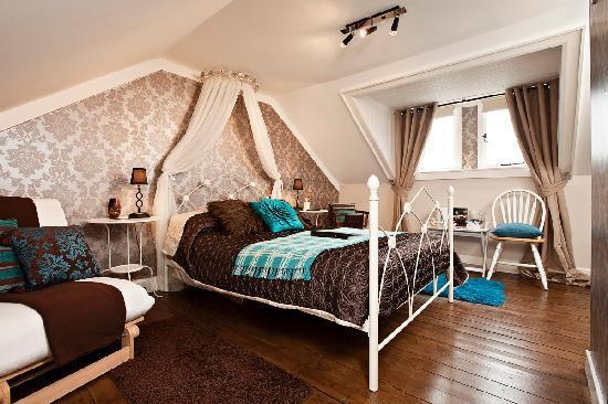 Bower, UK: Winter Suite