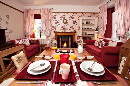 Bower, UK: Dining Room / Lounge