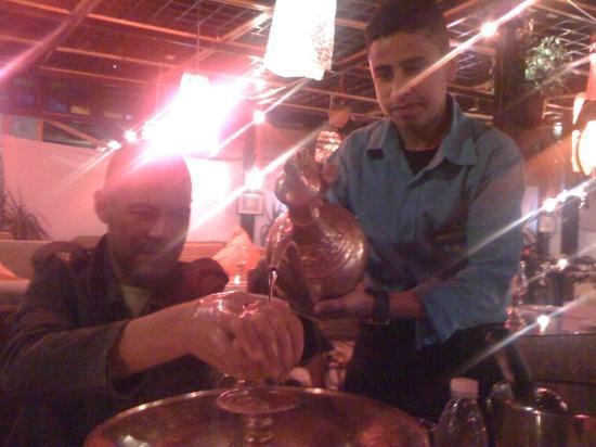 Shark Restaurant: Le meilleur resto de Dahab! Superbe service et nourriture extra. Demander Mahmoud. il est extra!