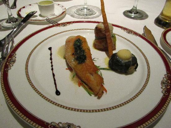 Hotel Grano de Oro San Jose: Restaurant