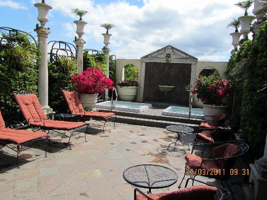 Hotel Grano de Oro San Jose: SPA avec solarium