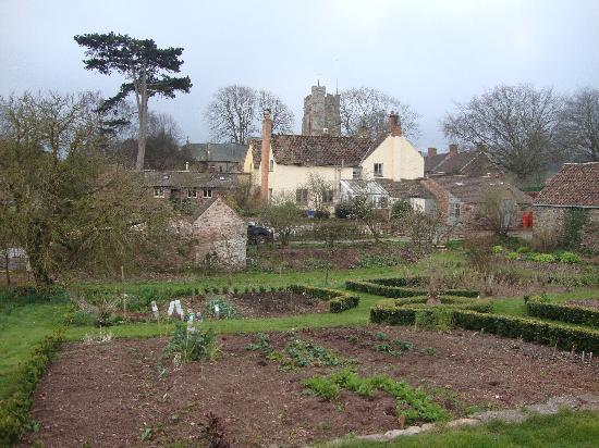 Over Stowey, UK: Parsonage Farm Garden