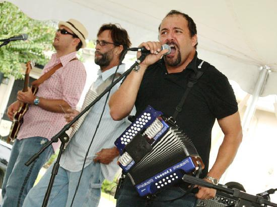 Lake Charles, LA: Cajun and Zydeco music will keep your toes tapping!