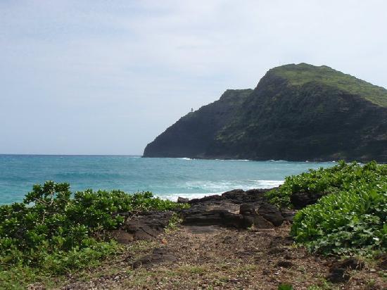 Honolulu, Havaí: Verso waimanalo