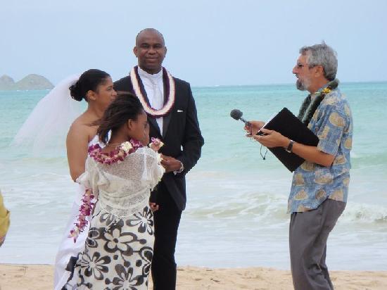 Honolulu, HI: matrimonio a waimanalo
