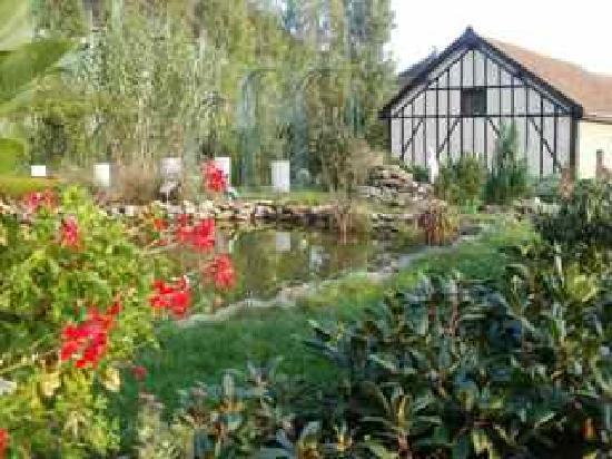 Casteland : Côté jardin