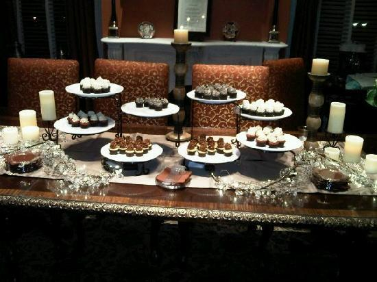 Dessert Table at 109 West