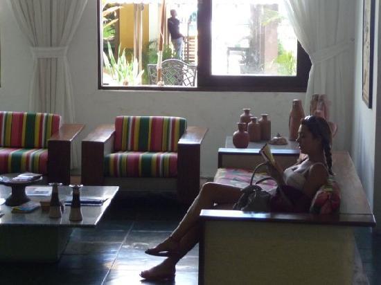 Hotel Pousada Sao Francisco: hall