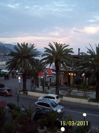 Hotel Riviera: Vista dalla stanza