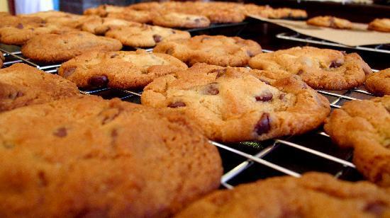 Pan De Vida: Our famous Chocolate Chip Cookies