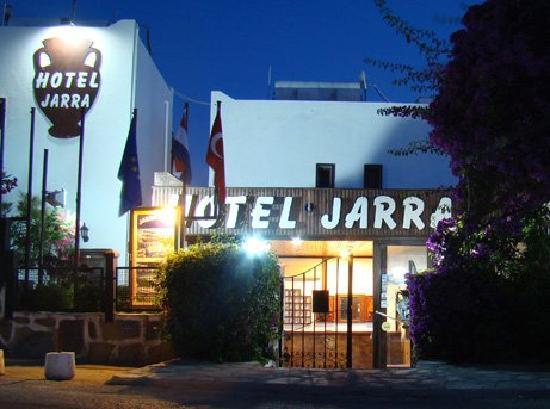 Hotel Jarra : giriş