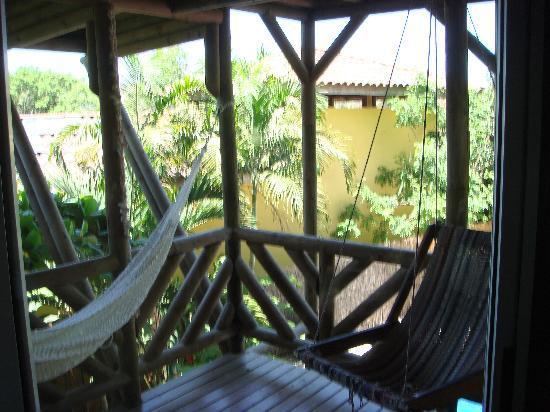 Horizon Ocean View Hotel and Yoga Center: 1st floor balcony