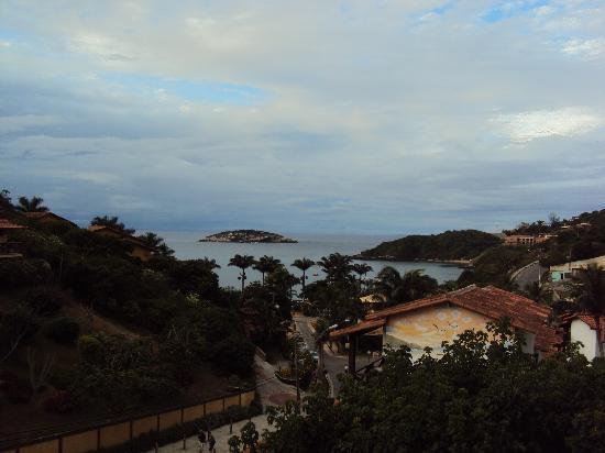 Hotel Ilha Branca Inn: vista desde el comedor