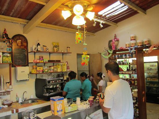 El Valle Gourmet&Coffee Shop : In the main coffee shop