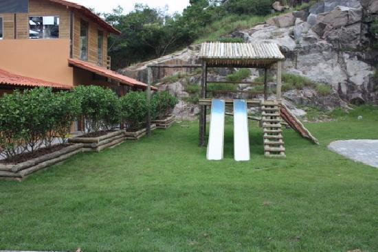 Pousada Oceanomare: play ground