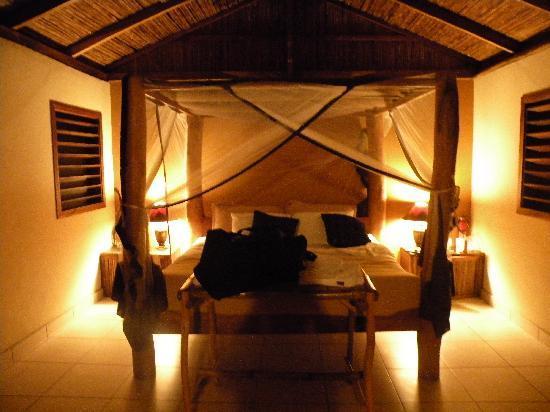 Totoco Eco-Lodge: Master bedroom