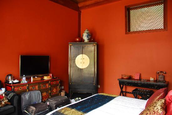 Shijia House: other side of bedroom