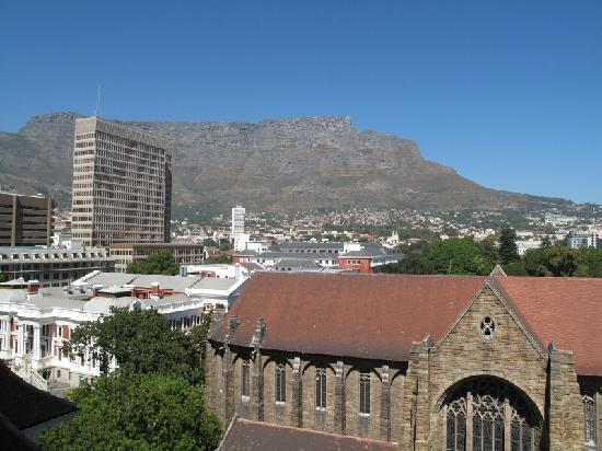 Taj Cape Town: View