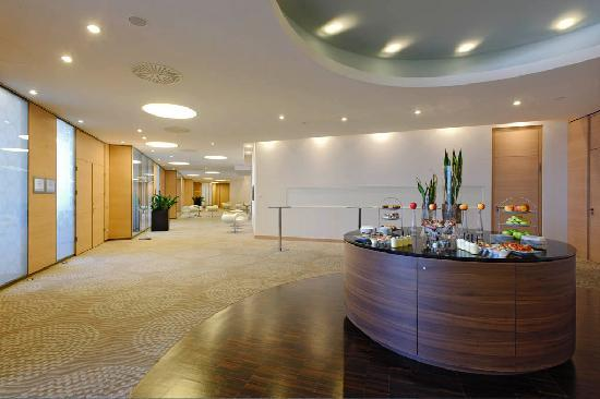 Hilton Mainz: Rheinfoyer